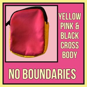 No Bounderies Gabrielle Crossbody